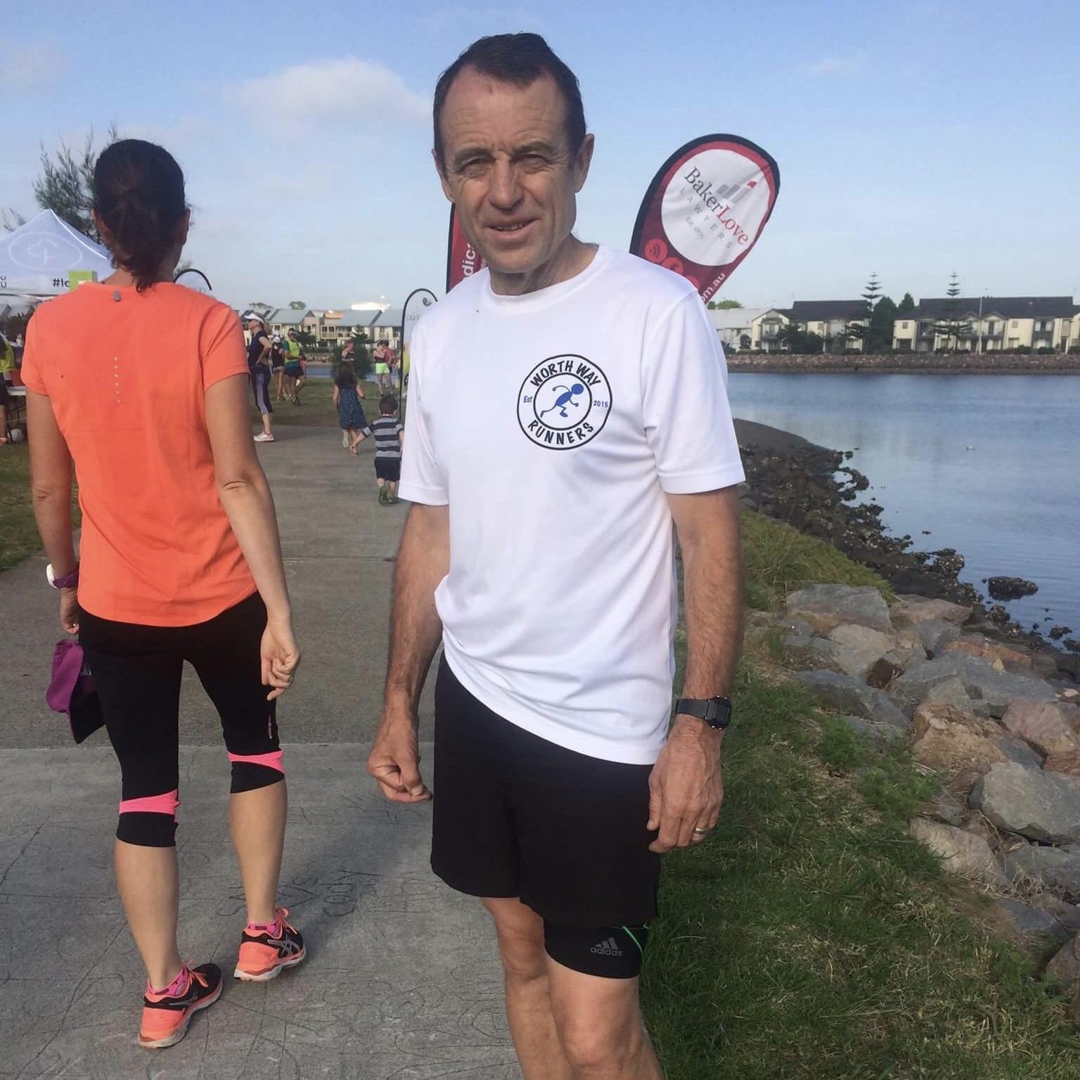 Worth Way Runners - Unisex Running Shirt