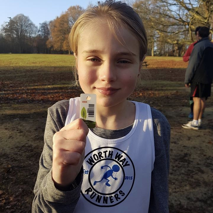 Worth Way Runners - Childrens Running Vest