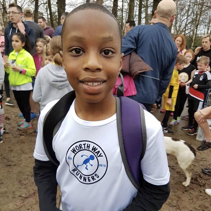 Worth Way Runners - Childrens Running Shirt