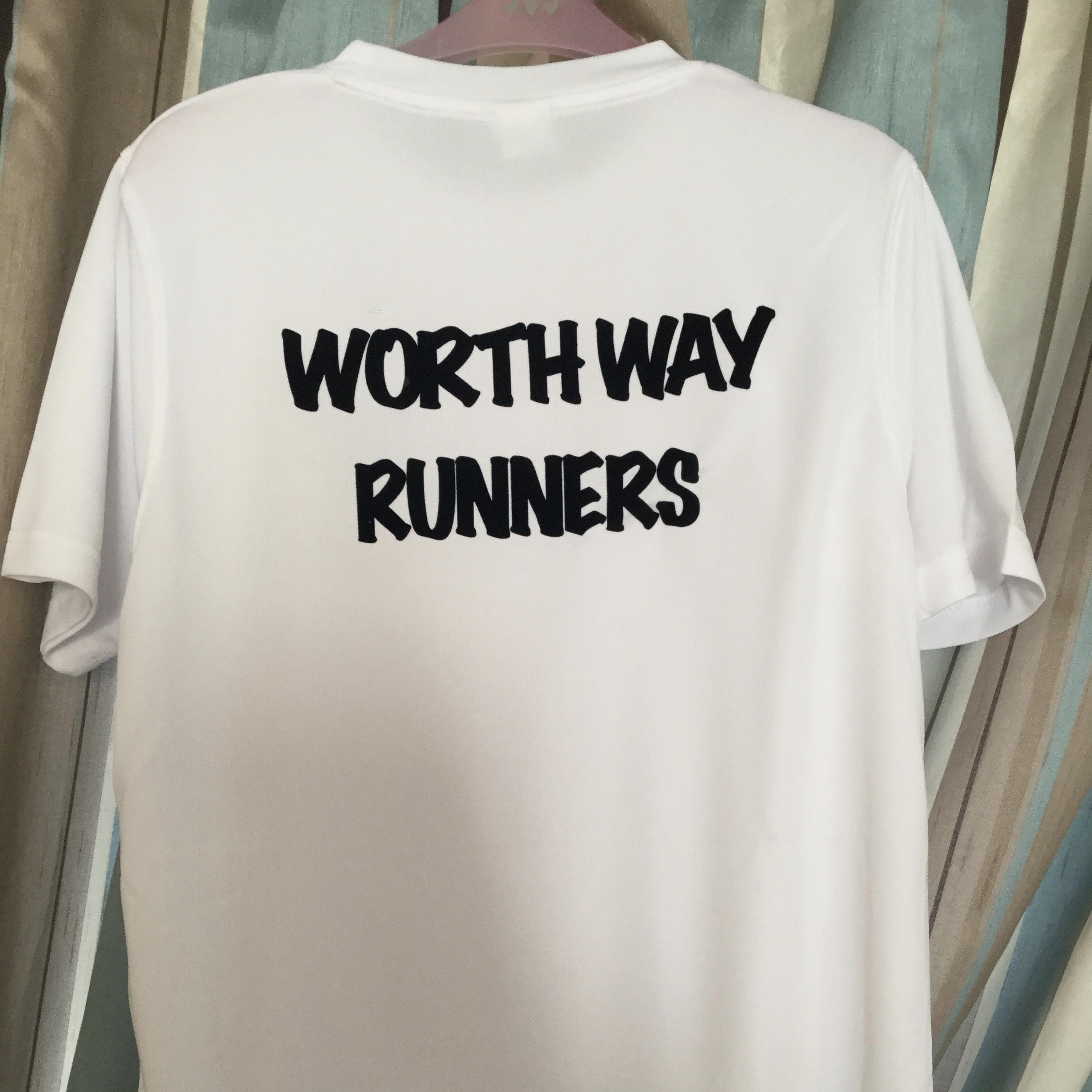 Worth Way Runners - Childrens Running Shirt