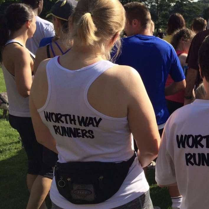 Worth Way Runners - Ladies Running Vest