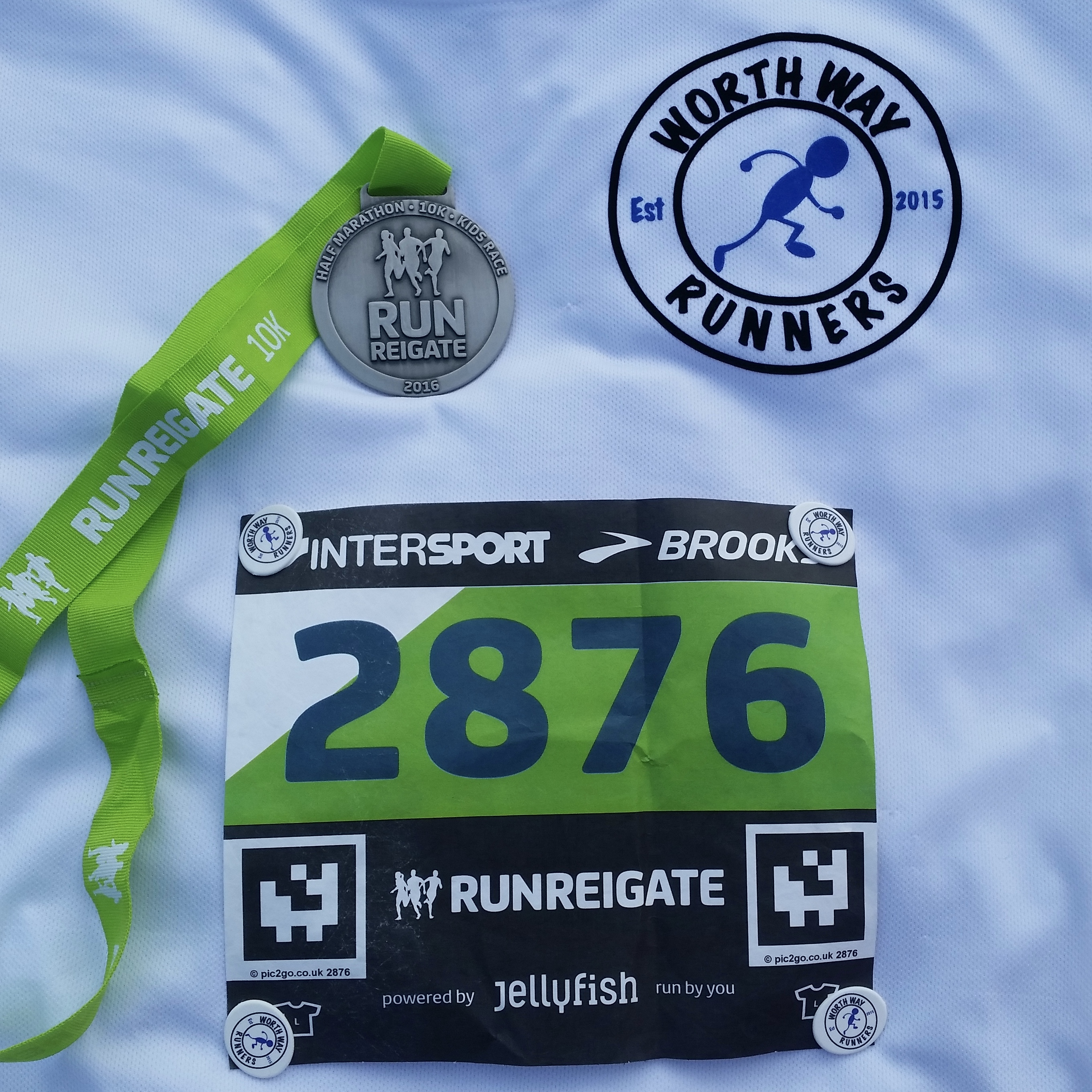 Worth Way Runners - Logo Event Clips